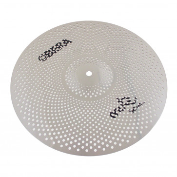 "CRASH OBERA 14"" CYMBALE SILENCIEUSE"