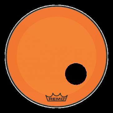 REMO POWERSTROKE III 18 COLORTONE EVENT ORANGE - GROSSE CAISSE