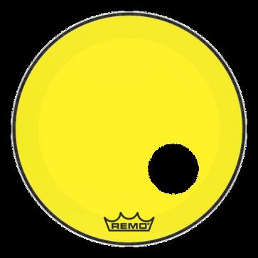 REMO POWERSTROKE III 18 COLORTONE EVENT YELLOW - GROSSE CAISSE