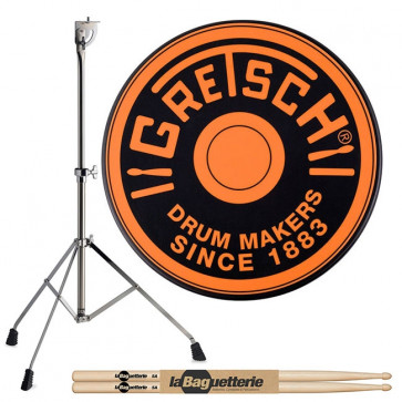 PACK GRETSCH PAD6O PRACTICE PACK