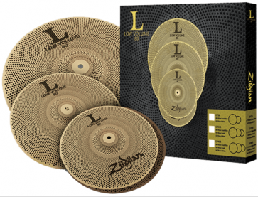 PACK ZILDJIAN L80 LOW VOLUME (H13/C14/R18)