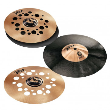 PACK PAISTE PSTX DJS 45 (H12/C12/R12)