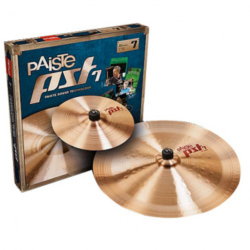 PACK PAISTE PST7 EFFECTS (S10/CH18)