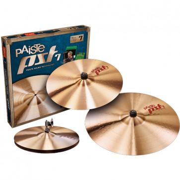 PACK PAISTE PST7 SESSION (H14/C16/R20)