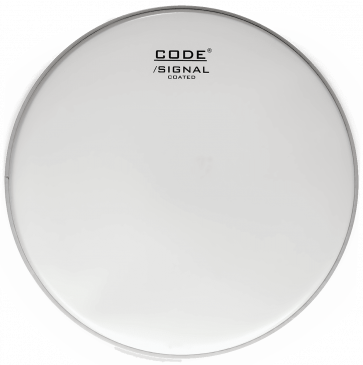 """CODE SIGNAL 18"""" BASS DRUM COATED"""