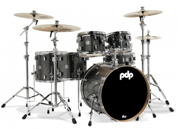 PDP CONCEPT MAPLE CM6 STUDIO22 BLACK SPARKLE