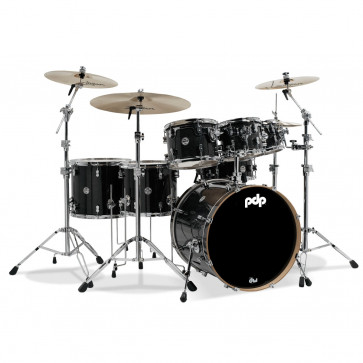 PDP CONCEPT MAPLE CM7 STUDIO22 EBONY STAIN