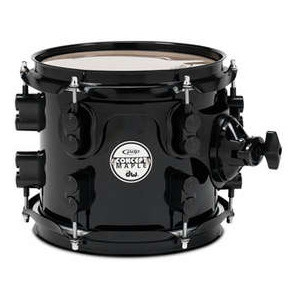 PDP CONCEPT MAPLE 08X07 TOM PEARLESCENT BLACK