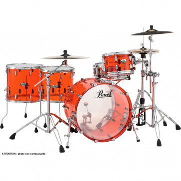 PEARL CRYSTAL BEAT ROCK22 RUBY RED
