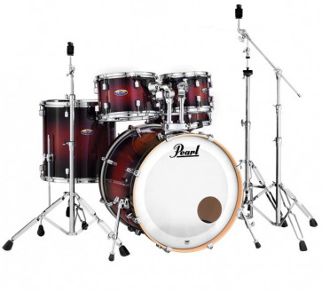 PEARL DECADE MAPLE STAGE22 5FUTS GLOSS DEEP RED BURST