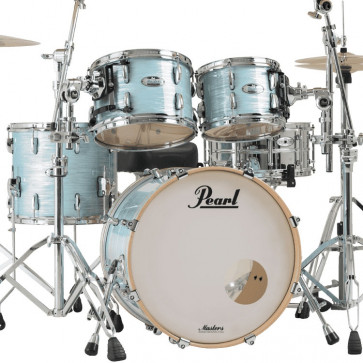 PEARL MASTERS MAPLE COMPLETE FUSION20 ICE BLUE OYSTER