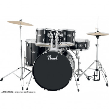 PEARL ROADSHOW STAGE22 5 FUTS JET BLACK