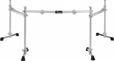 PEARL DR513C RACK 3 BARRES COURBES