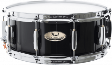 PEARL SESSION STUDIO SELECT 14X05.5 PIANO BLACK