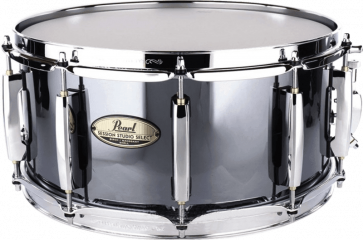PEARL SESSION STUDIO SELECT 14X06.5 BLACK MIRROR CHROME