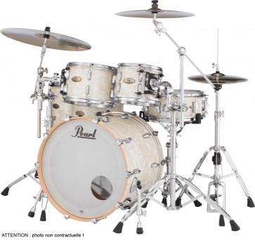 PEARL SESSION STUDIO SELECT FUSION20 NICOTINE WHITE MARINE PEARL