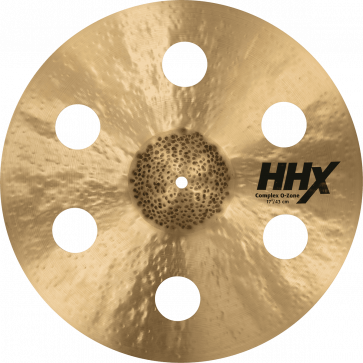 CRASH SABIAN 17 HHX COMPLEX O-ZONE