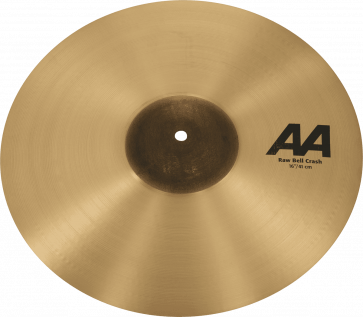 CRASH SABIAN 16 AA RAW BELL