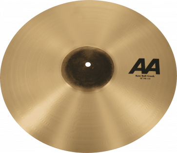 CRASH SABIAN 18 AA RAW BELL CRASH