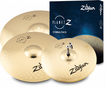 PACK ZILDJIAN PLANET Z (H14/C16/R20) - 2020