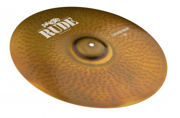 CRASH PAISTE 19 RUDE CRASH/RIDE