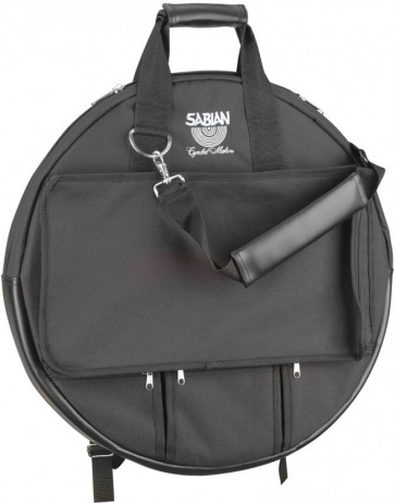 SABIAN 61016 HOUSSE CYMBALES 22 BAG-PAC DELUXE