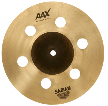 SPLASH SABIAN 10 AAX AIR SPLASH