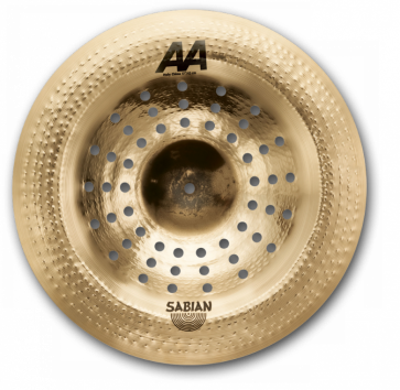 CHINA SABIAN 19 AA HOLY - CHAD SMITH
