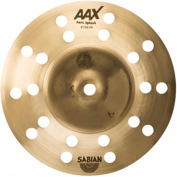 SPLASH SABIAN 08 AAX AERO