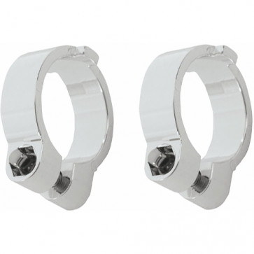 GIBRALTAR GCML BAGUE MEMOIRE CHROME (X2)