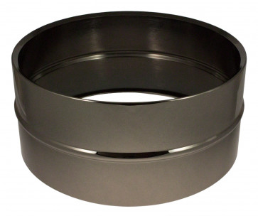 SPAREDRUM SBB14065 FUT 14X6,5 BRASS BLACK NICKEL