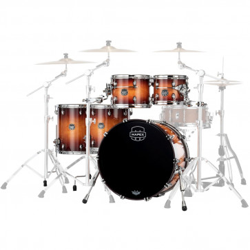 "MAPEX SATURN EVOLUTION 22""/5PCS EXOTIC SUNBURST"