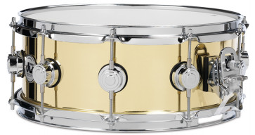 DW COLLECTOR'S 14X04 POLISHED BRASS