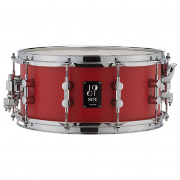 SONOR SQ1 14x06.5 HOT ROD RED