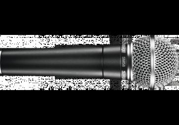 SHURE SM58-SE MICRO VOIX AVEC INTER