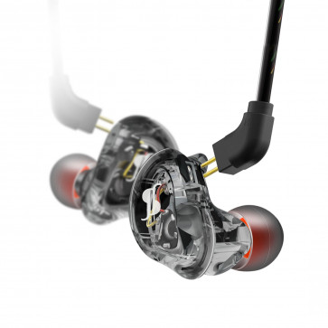 STAGG SPM-235BK IN-EAR BLACK 2 Voies 30 Ohms