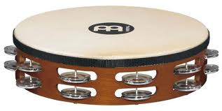 MEINL TAH2AAB TAMBOURIN  10 TRADITIONAL DOUBLE ALU