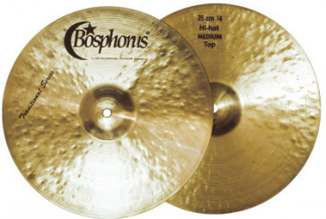 HI-HAT BOSPHORUS 13 TRADITIONAL