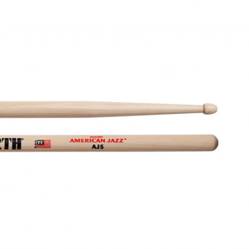 VIC FIRTH AJ5 AMERICAN JAZZ HICKORY