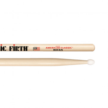 VIC FIRTH ROCK NYLON - AMERICAN CLASSIC HICKORY