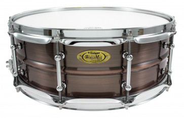 WORLDMAX 14x5 BLACK DAWG - LAITON BRUSHED RED COPPER