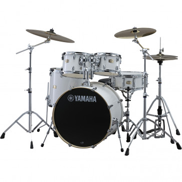 YAMAHA STAGE CUSTOM BIRCH STAGE22 5FUTS PURE WHITE +PACK HW780