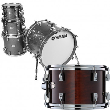 YAMAHA ABSOLUTE HYBRID MAPLE JAZZ18 4FUTS CLASSIC WALNUT