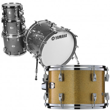 YAMAHA ABSOLUTE HYBRID MAPLE STAGE22 4FUTS GOLD CHAMPAGNE SPARKLE