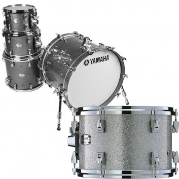 YAMAHA ABSOLUTE HYBRID MAPLE STAGE22 4FUTS SILVER SPARKLE