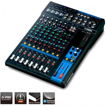 YAMAHA MG12 Console de mixage 12 canaux