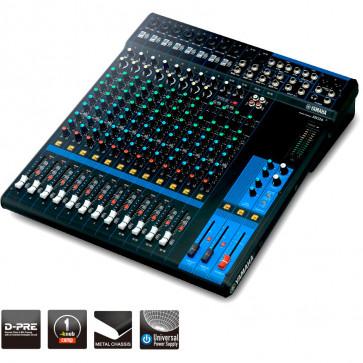 YAMAHA MG16 Console de mixage 16 canaux