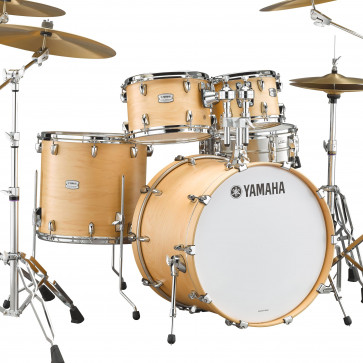 "YAMAHA TOUR CUSTOM  22""/4FUTS BUTTERSCOTCH SATIN"