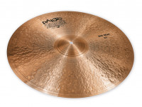 RIDE PAISTE 20 2002 BLACK BIG BEAT