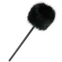DANMAR 209BLK BATTE FUZZY BEATERS - BLACK